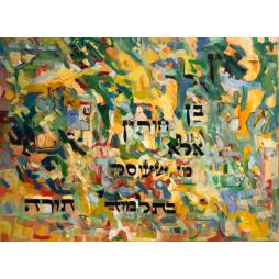 One who studies Torah is free