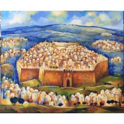 Jerusalem Large