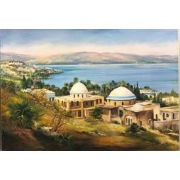 Tomb of Rabbi Meir Baal Hanes, Tiberias