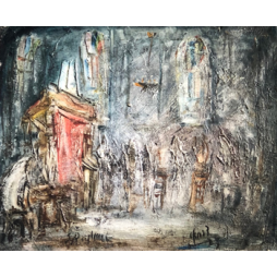 Abstract Synagogue