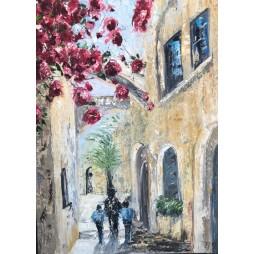 Blooming Jewish Quarter